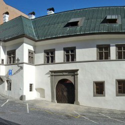 Joergesov dom, Banská Štiavnica
